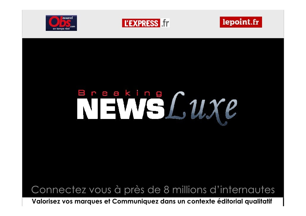 Mars 10 argu breaking news luxe
