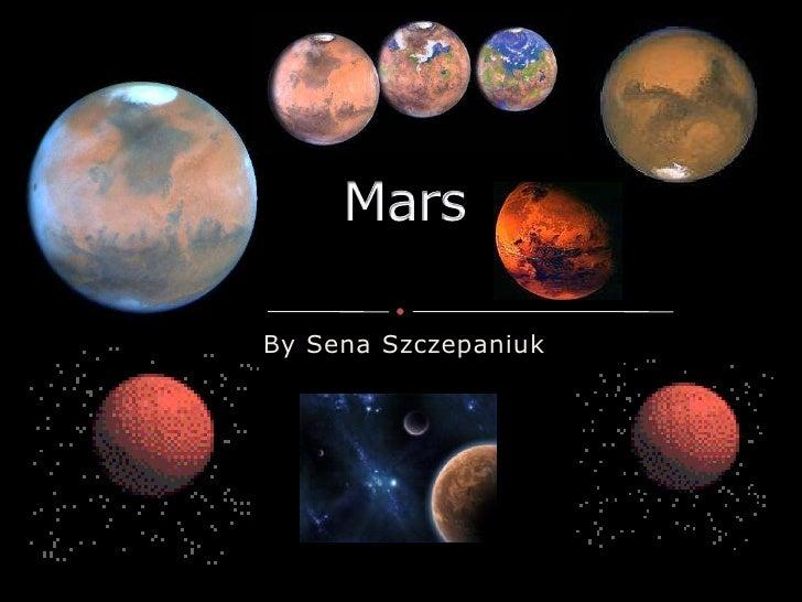 By SenaSzczepaniuk<br />Mars<br />
