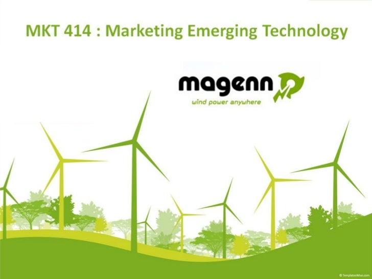 Magenn Wind Power Business Analysis