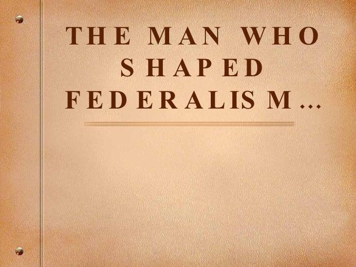 Marshall And Dual Fed