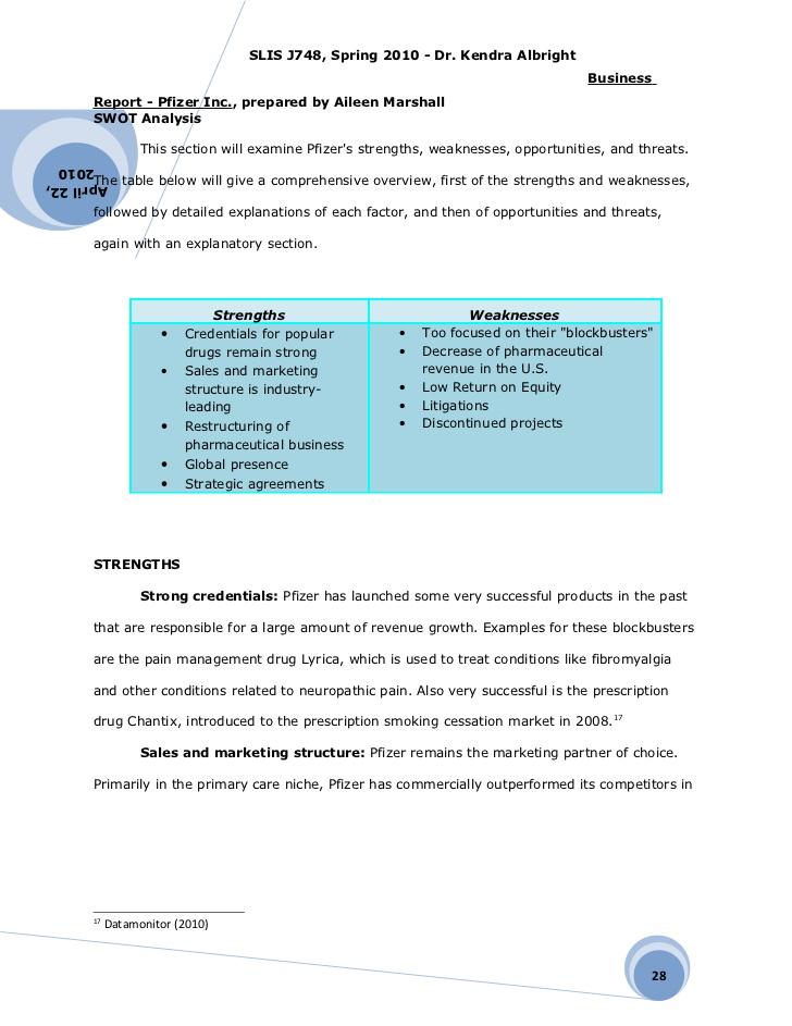 Pfizer, Inc Animal Health Products - SlideShare