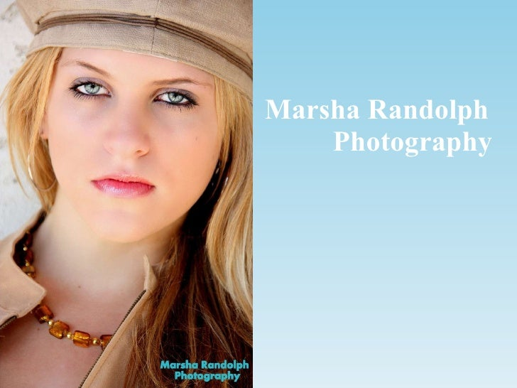 Marsha Randolph Spring Collection Photography Gallery 050510