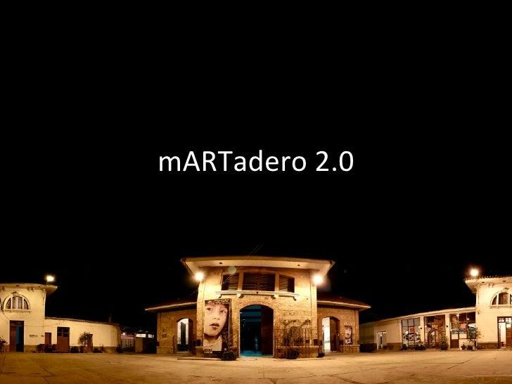 mARTadero 2.0