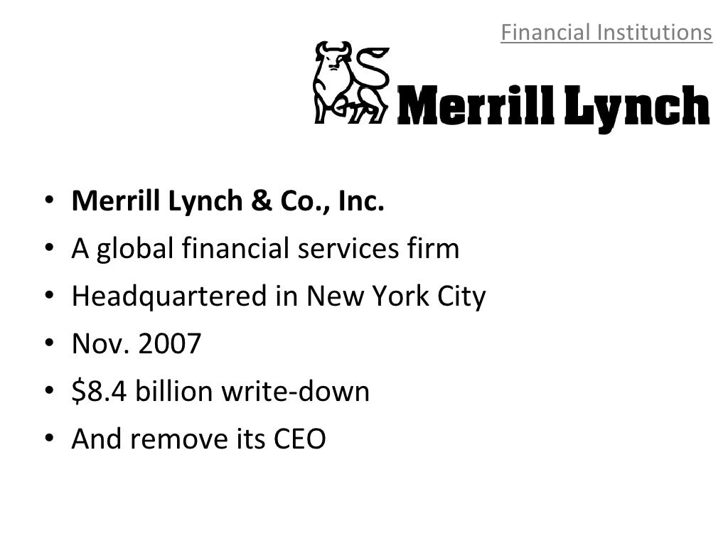 merrill lynch financial analysis Financial guidance and wealth management services from - merrill lynch pbig ,.