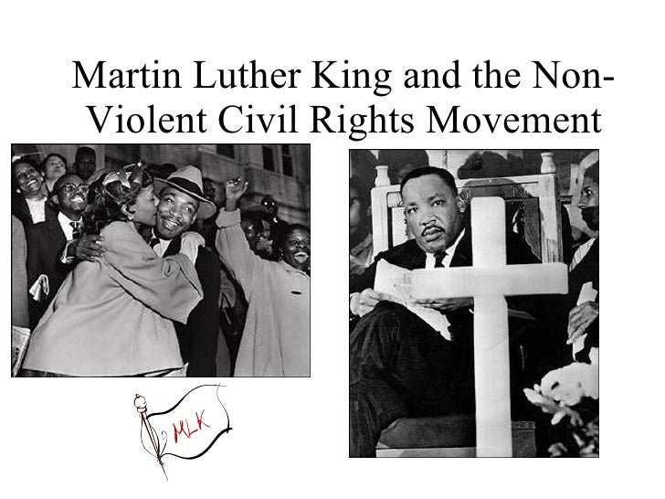 Martin Luther King and the Non-Violent Civil Rights Movement