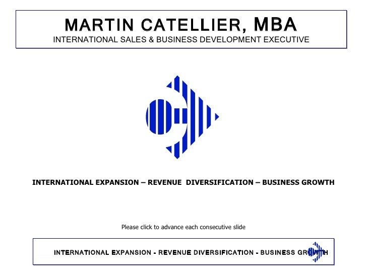 Martin Catellier Networking Presentation