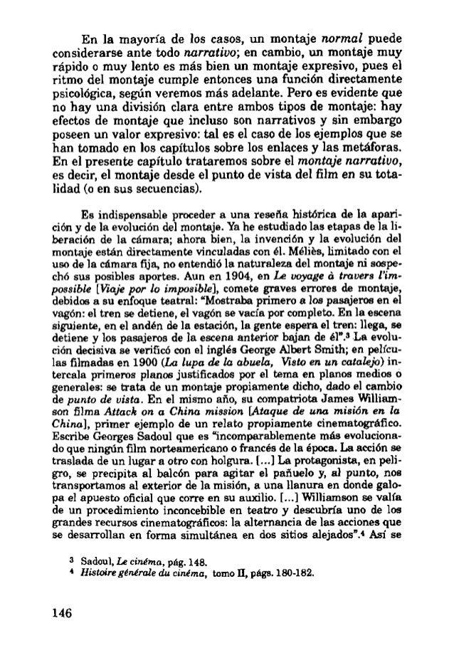 Martin, marcel   el lenguaje del cine (parte 2) (cv)