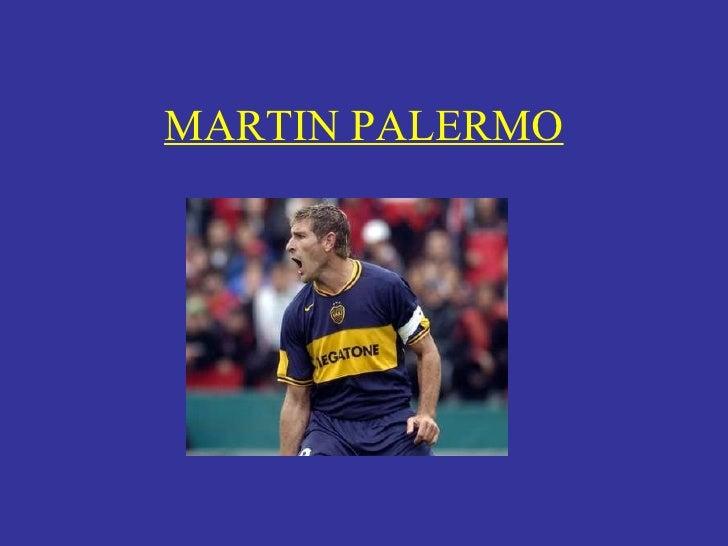 MARTIN PALERMO