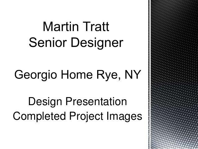 Design PresentationCompleted Project Images