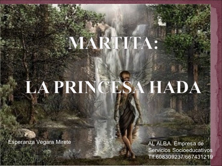 AL ALBA. Empresa de Servicios Socioeducativos Tlf:608309237/667431219 Esperanza Vegara Mirete