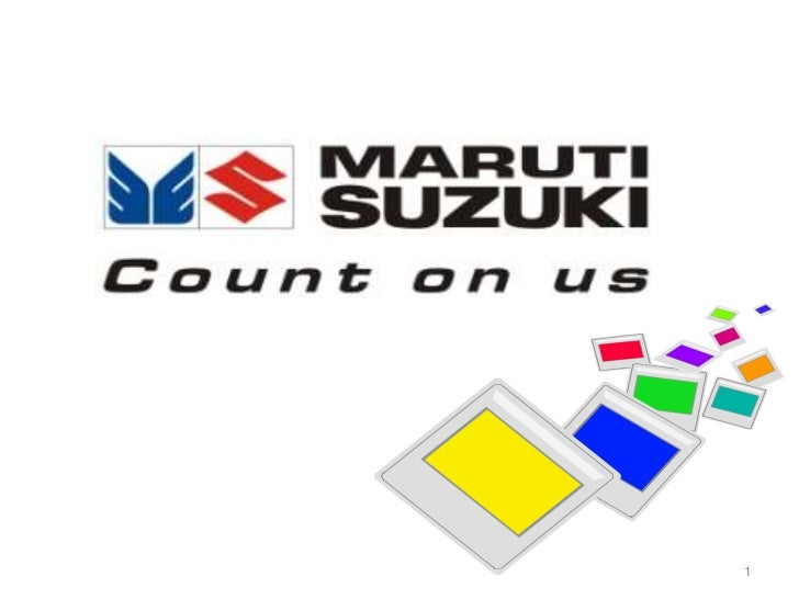 supply chain management of maruti suzuki Sudam maitra has worked to develop the indian supply base for much of his career maruti suzuki and its top supply chain executive are spreading expertise and.