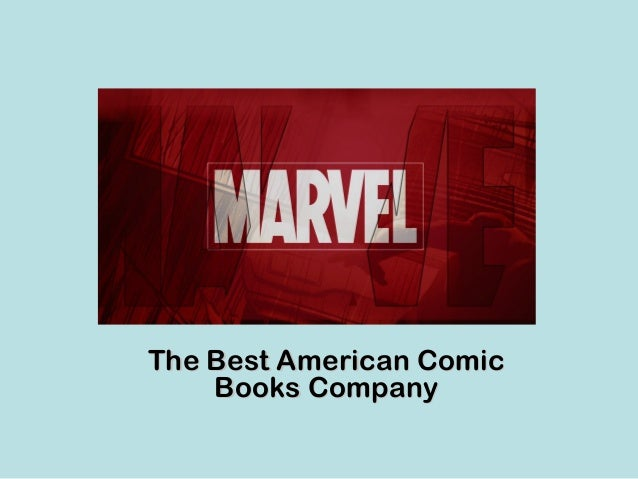 The Best American Comic    Books Company