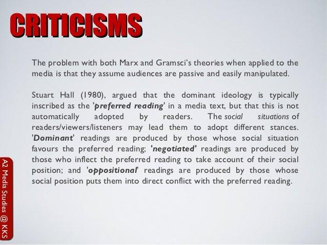 gramscis theory of hegemony essay