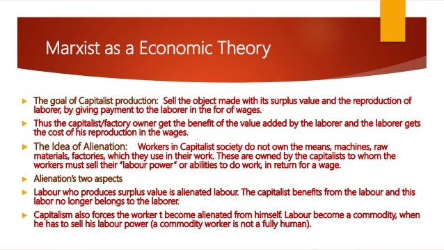 marxian economic theory applicability true or Marxian economic theory applicability, true or false marx has always been an arguable economist as well as person since first known by the world.
