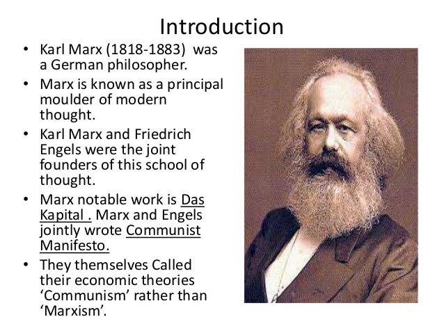 comparison of literary works by karl marx Thorough comparison analysis of the first chapter of the volume i ('the commodity ') of the 3 different  started the translation of the first volume of karl marx's  capital  he was in charge of the translations of the main important writings of.
