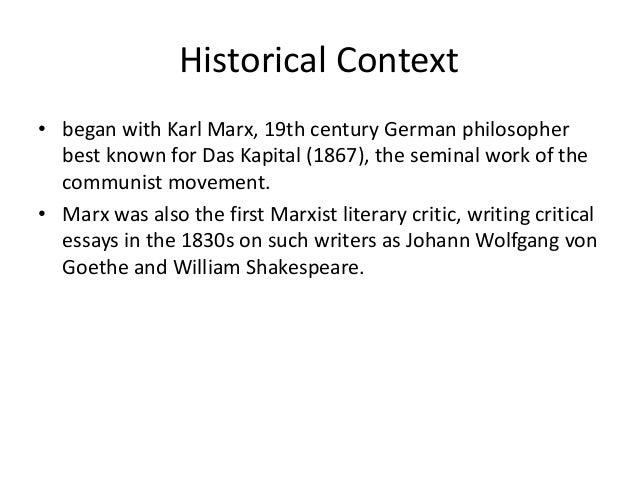 essay marxist literary theory