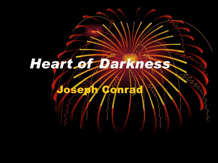 heart of darkness research paper