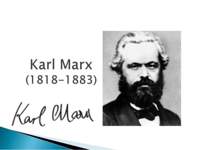  Carlos Marx (Tréveris, Reino de Prusia, 5 demayo de 1818 – Londres, Reino Unido, 14 demarzo de 1883), fue un intelectual...