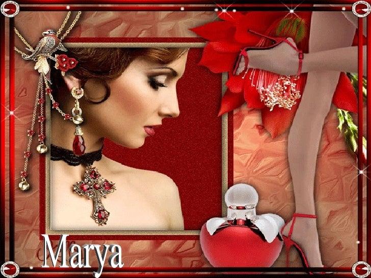 Marya  Ildy