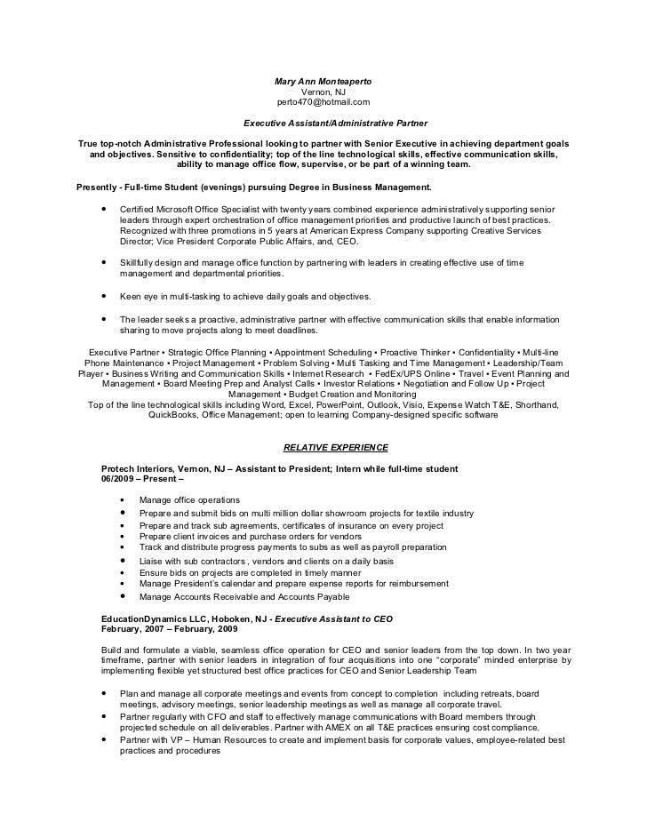 resume writers nj