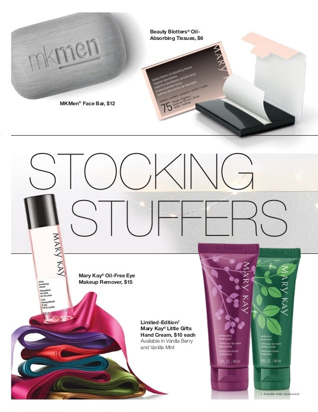 Mary Kay 2014 Holiday Gift Guide