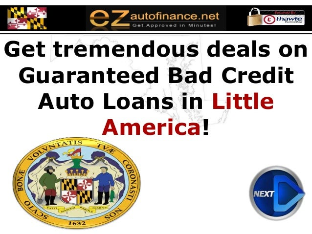 Requirements for Guaranteed Auto Financing