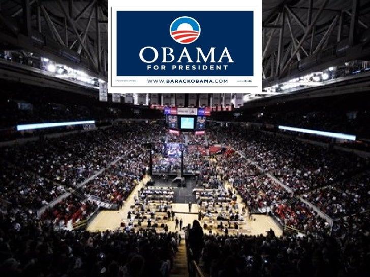 Maryland Obama Rally 2008