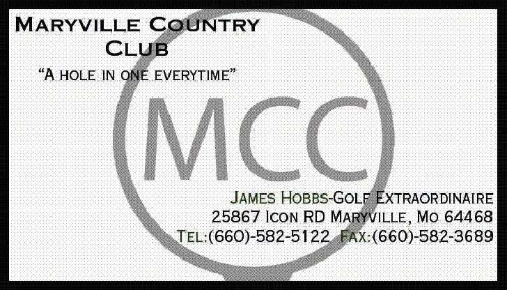 Maryville Country Club Deisgn