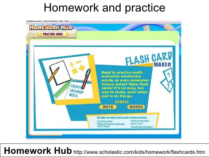 Scholastic com homework hub
