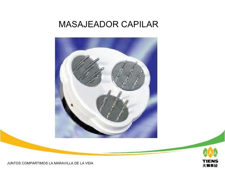 MASAJEADOR CAPILAR