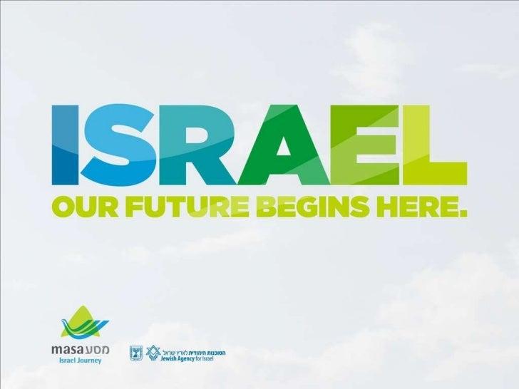 Masa Israel Impact Presentation