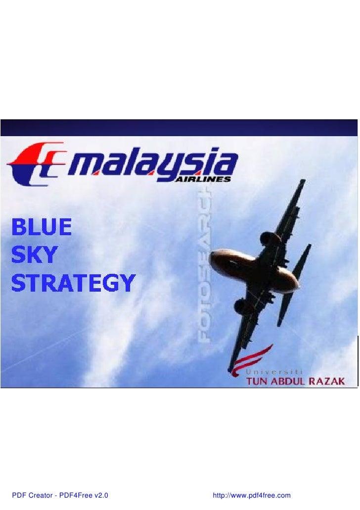 MAS Blue Sky Strategy