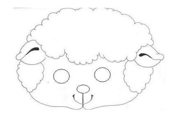 Mascara ovelha