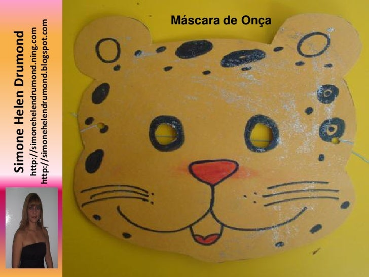 Mascaras por Simone Helen Drumond