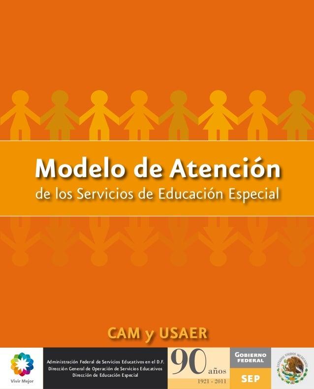 Administración Federal de Servicios Educativos en el D.F. Dirección General de Operación de Servicios Educativos Dirección...