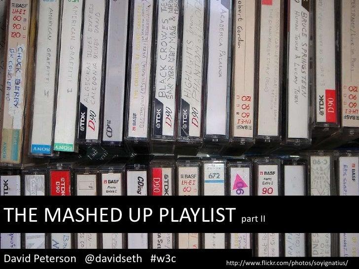 Mashed Up Playlist
