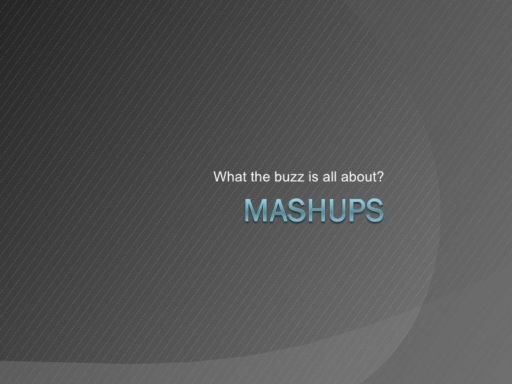 Mashups MAX 360|MAX 2008 Unconference