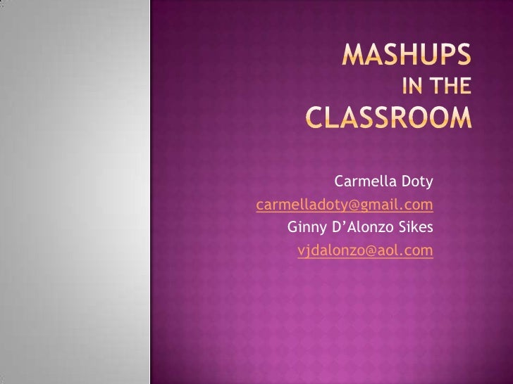 Mashups in the_classroomx
