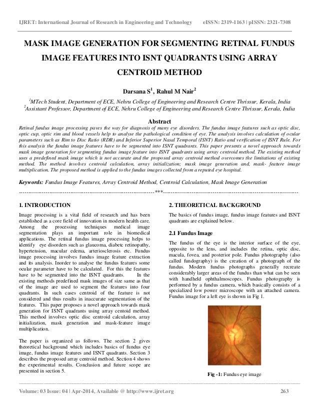 diabetic retinopathy thesis