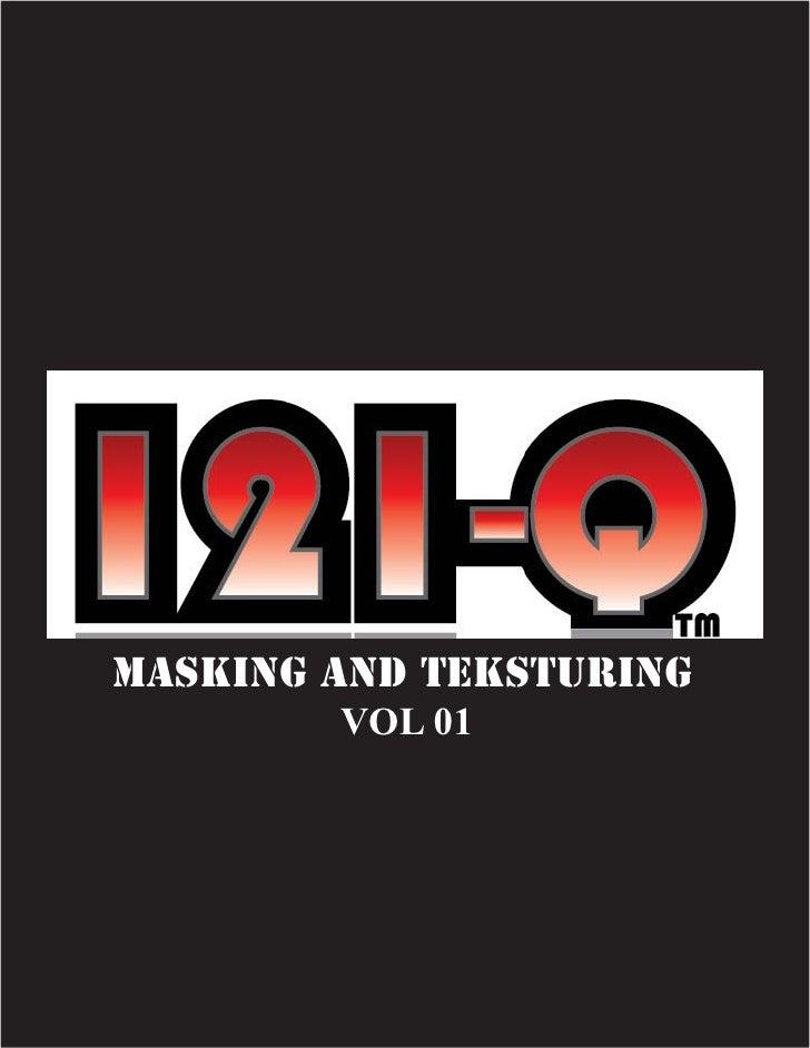 Masking and teksturing vol 1