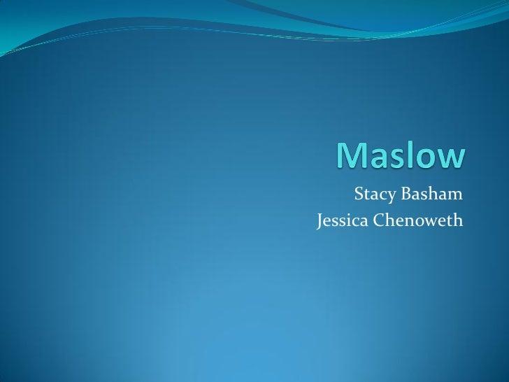 Stacy Basham Jessica Chenoweth