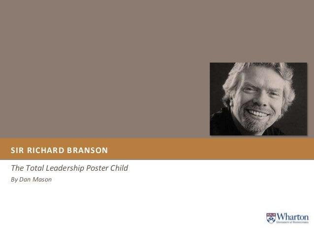 Richard Branson by Daniel Mason