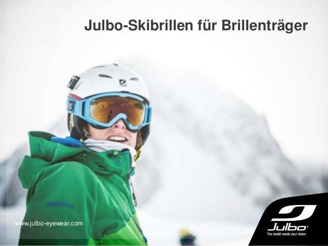 Julbo-Skibrillen für Brillenträger www.julbo-eyewear.com