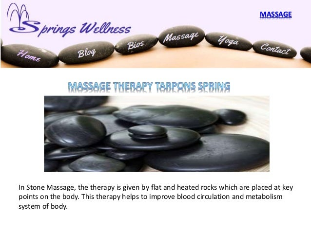 In Stone Massage, the therapy is given by flat and heated rocks which are placed at key points on the body. This therapy h...