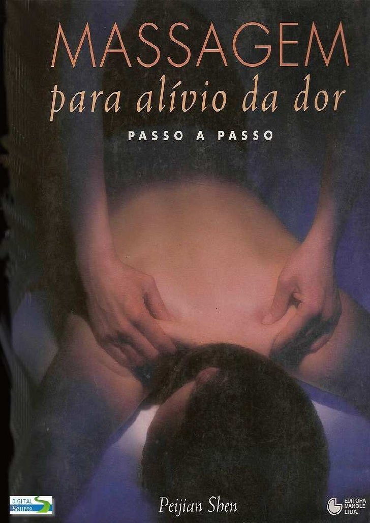 Massagem para alivio da dor   peijian shen - livro
