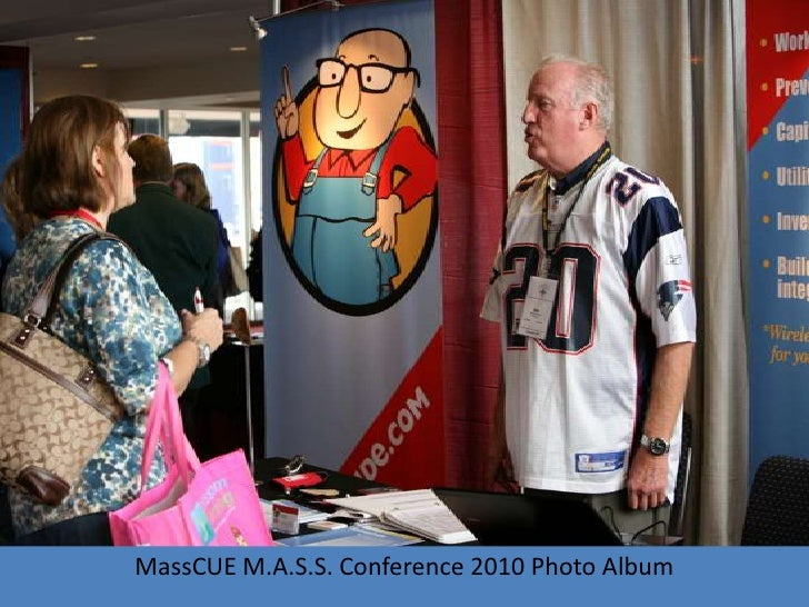 MassCUE M.A.S.S. Conference 2010 Photo Album
