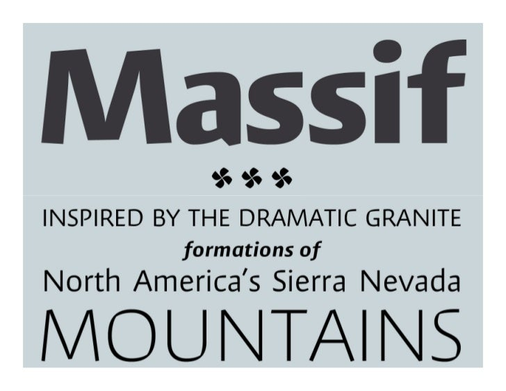 Massif by Steve Matteson