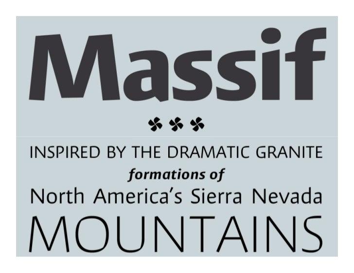 Massif by Steve Matteson
