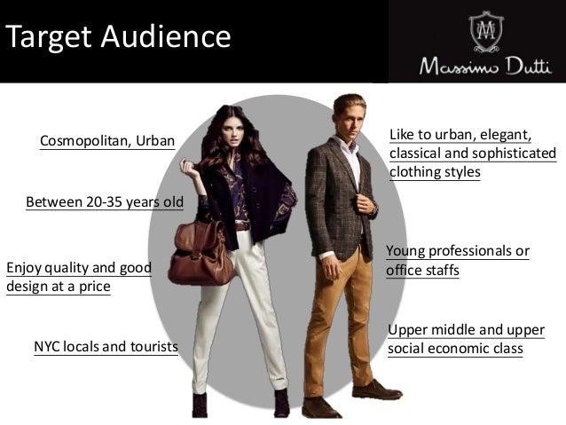 Massimo Dutti Digital Marketing Strategy