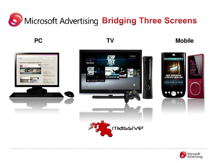 In-Game Advertising - Massive Microsoft- Brad Mann - LA2M